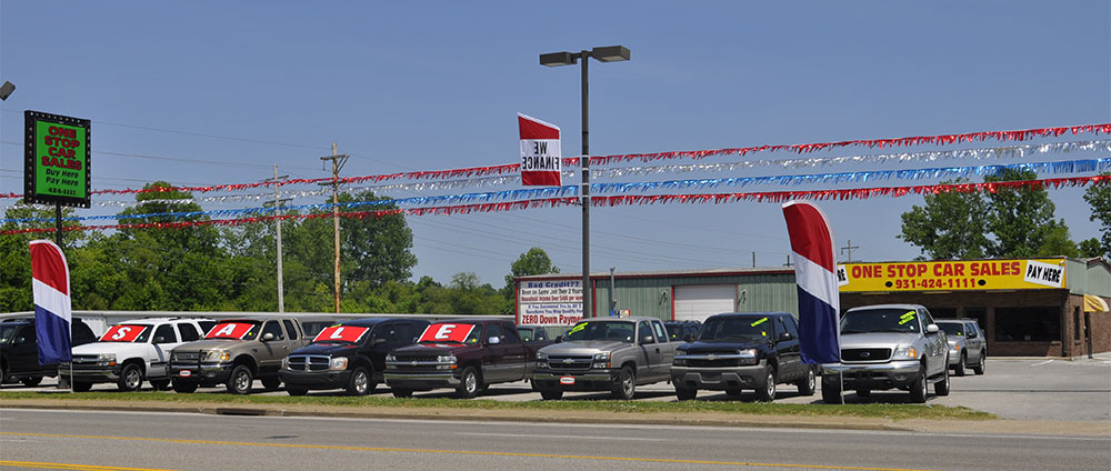 One Stop Car Sales - Pulaski
